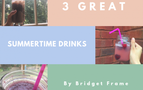 3 Great Drinks for the Summer
