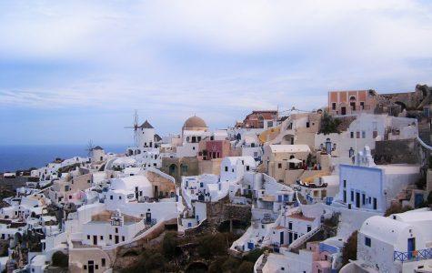 Greek environment in decline