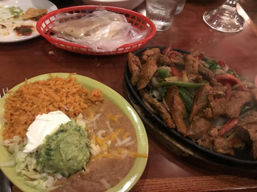 The+steak+fajitas+in+the+west+will+satisfy+your+cravings.+Photo+Credit%3A+Natalie+Navarra