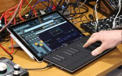 The Roli Seaboard is easing the art of keyboard playing