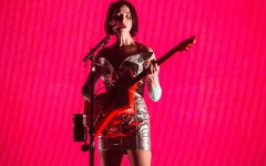 Gratifying modern music through St. Vincent's new album