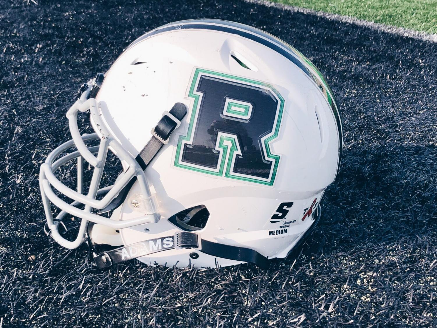 Roswell's football team is in great anticipation over college offers. Credit: Kennedy Walls