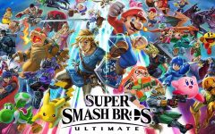 The Ultimate edition of Super Smash Bros. hitting stores soon