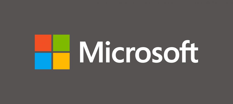 Microsoft logo, created by Microsoft, 2017 | Credit: Microsoft