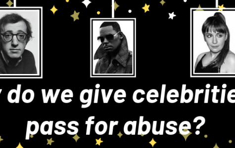 Why do we give celebrities a pass for abuse?