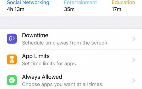 "Are iPhone users taking advantage of the new feature ""Screentime"" to improve their phone usage?"