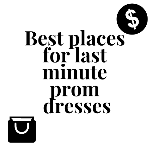 Prom Dresses can be hard to find, but with these stores, you are sure to find the perfect one for you! Credit:Bridget Frame
