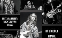Greta Van Fleet: Rock's Saving Grace