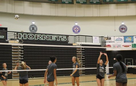 Serving school victory: a look into the volleyball season