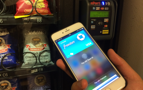 Why don't all the vending machines accept Apple Pay?