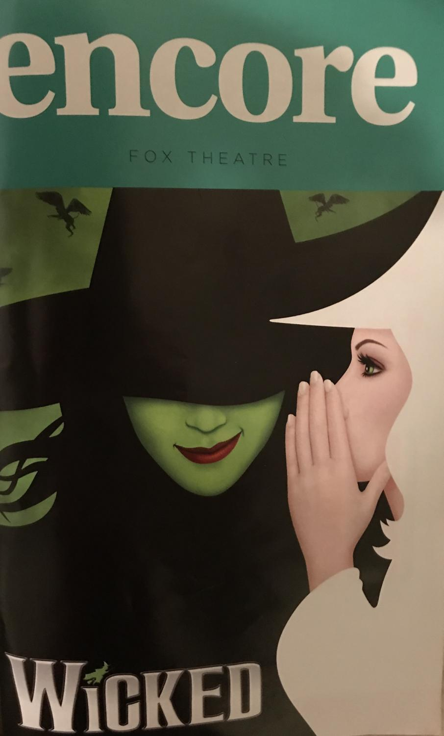 """""""The Wizard of Oz"""" takes a different twist in musical Wicked. Photo Credit: Claire Mulkey"""