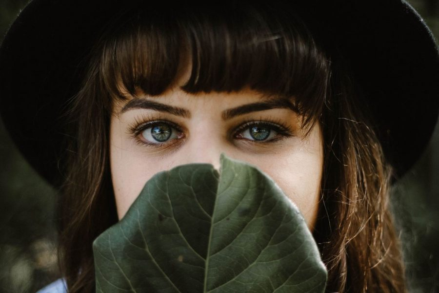 Try something new with this trendy hairstyle. Photo Credit: UnSplash