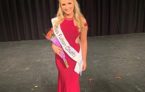 Profile on Miss Fulton County, Grace Gebara