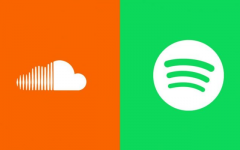 Spotify provides more options than SoundCloud. Credit: MUZU.TV