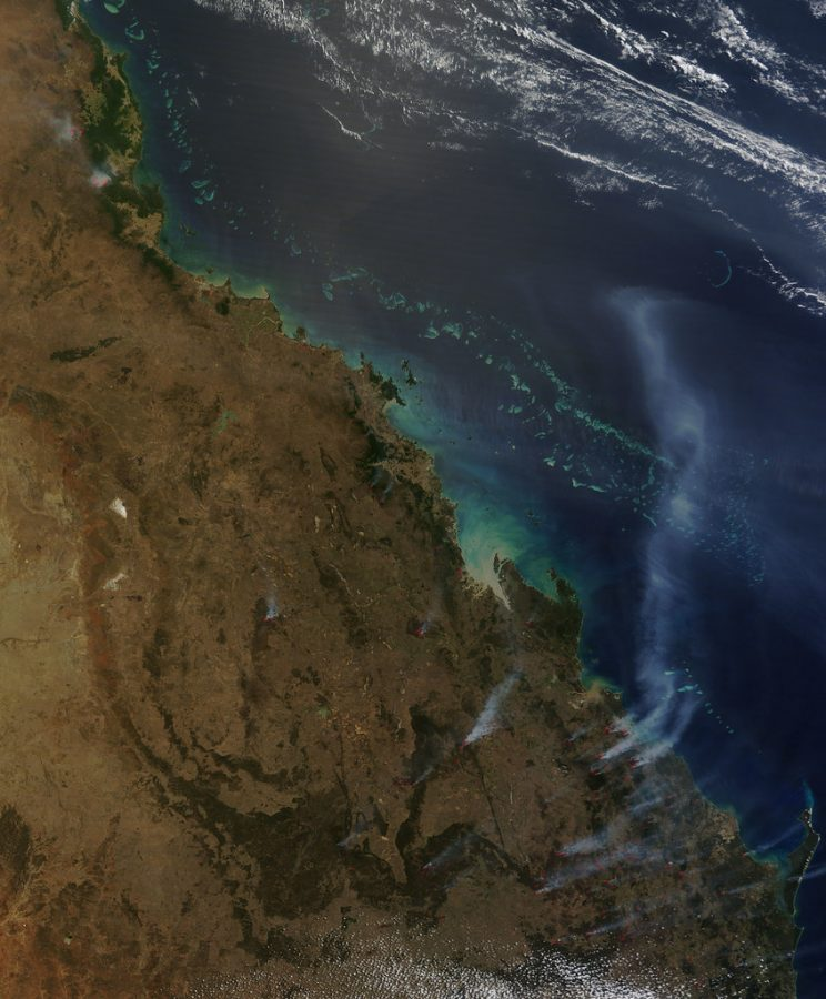 The beautiful Australia is not being hurt by the fires, it is being hurt by humans that just want to keep following destroying their home, this earth. Picture Credit: Creative Commons