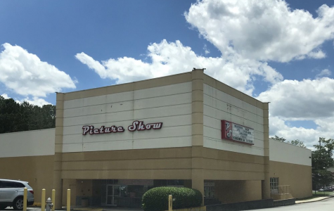 The Picture Show at Merchants Exchange has seen many changes over the years in the Marietta/Roswell area.  Photo Credit: Chris P, Yelp reviewer