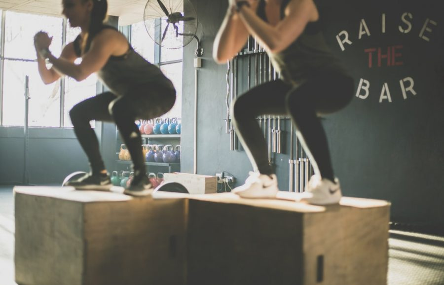 Working out can be a great way to start off the 2020 year. Photo Credit: UnSplash