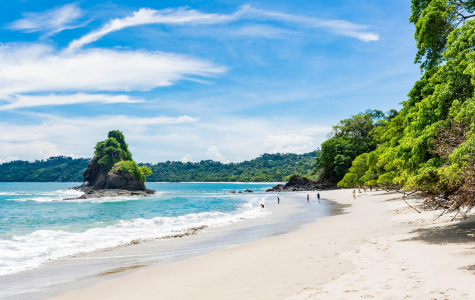Costa Rica is home to some of the most colorful beaches in the world. Photo Credit: www.fodors.com/