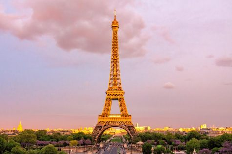 Forget the annoying pigeons and other tourists and experience the wonders of the Eiffel Tower from your own home! Photo Credit: Eugene Dorosh