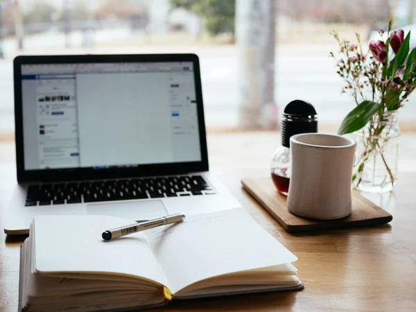 Above shows a setup for online learning; it is a good idea to make the best of the situation at hand. Pic Cred: Unsplash