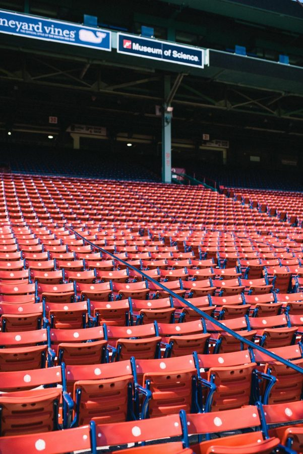 Strange to see the very famous Fenway Park with no fans in the seats for this years 2020 season.