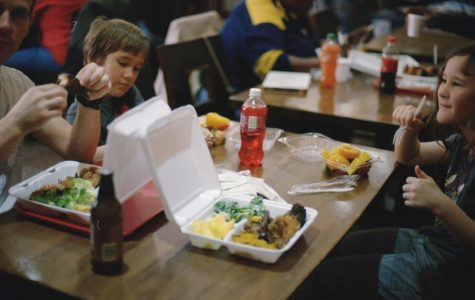 Students can get school meals as shown here at their homes. Picture Credit: Unsplash