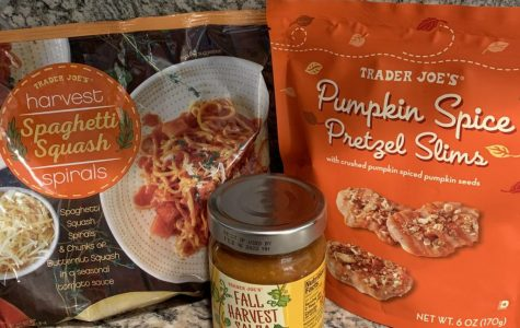 Try these new fall products from Trader Joe's!