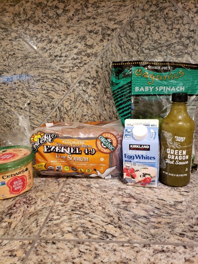 These are my favorite healthy products that I eat daily.