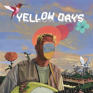 Yellow Days shows his unique music style through his unique album cover. Photo Credit: Yellow Days