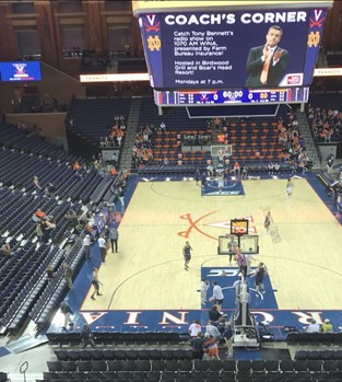 The NCAA will give the teams options on whether or not fans should be admitted. Photo credit: Noah Goulbourne