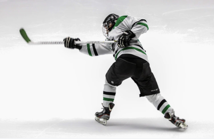 Roswell hockey takes the ice for the 2020 season!