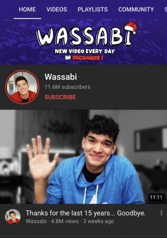 Alex Wassabi is one of the many youtubers who have decided to leave or take a break from youtube in 2021 Photo Credit- Grace Swift