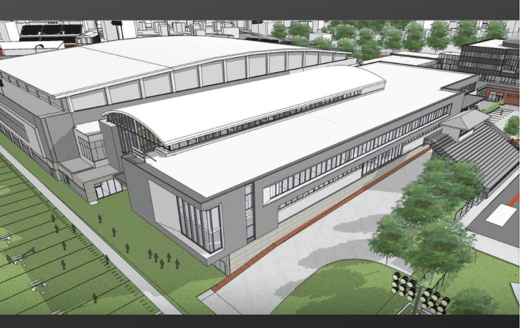 Since Kirby Smart became coach before the 2016 season, this reflects more than $175 million in football facility upgrades the Bulldogs have experienced. Photo Credit: UGA Sports Communications