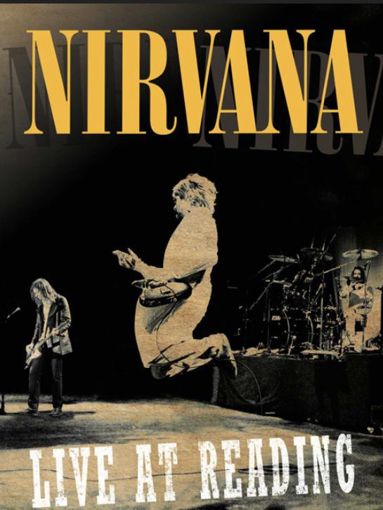 In Nirvana's album cover