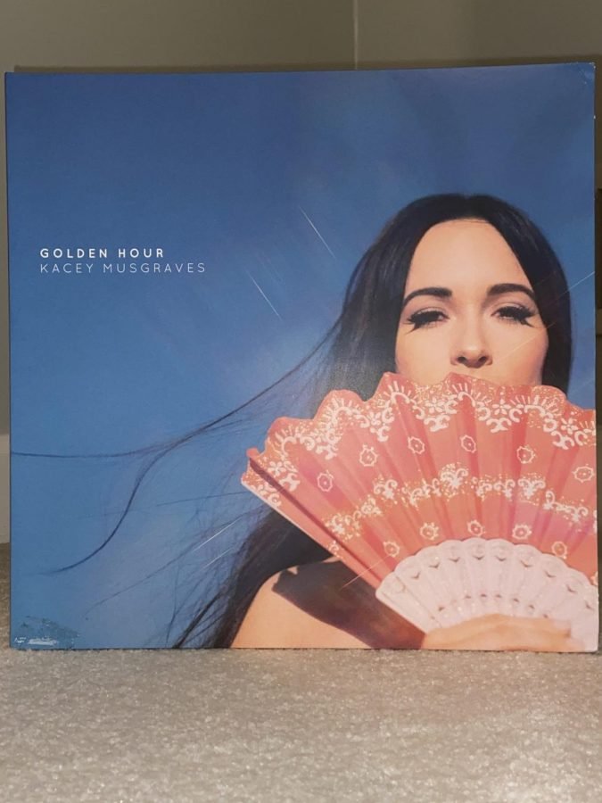 Caption: Musgraves' last album sent her skyrocketing to fame. (Credit: Claire Mulkey)