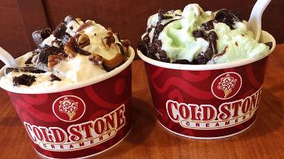 Review of Cold Stone Creamery