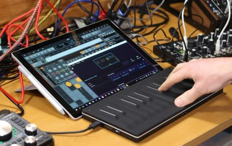 A look into the new Roli keyboard that has been changing the way people play. Photo Credit: Robin Welsack