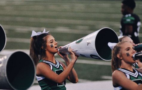 RHS Cheerleader Profile: Natalie Dement