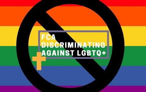 FCA requiring members to sign a form that discriminates against LGBTQ+ members