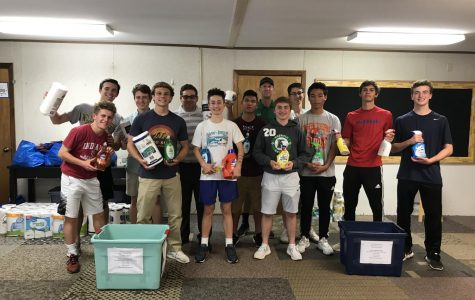 Roswell soccer team helps families in need