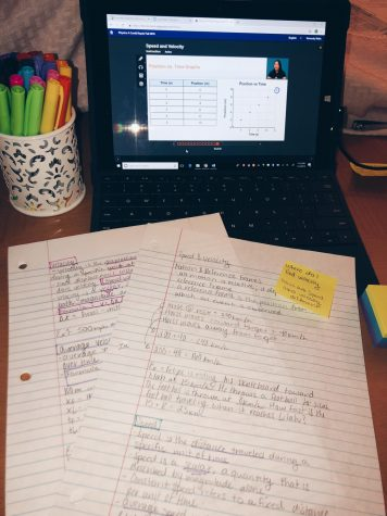 Study tips for staying on track