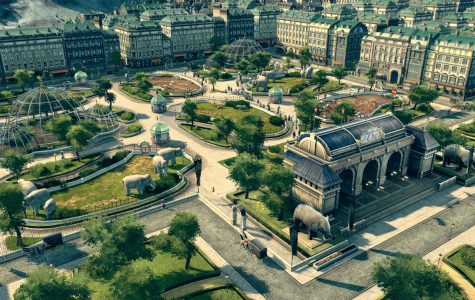 Back in time with Anno 1800