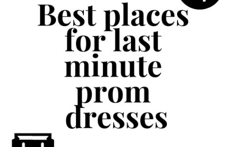 Best Stores for Last Minute Prom Dress Shopping