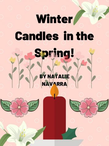 Sweet winter scents to buy in the spring!