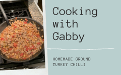 Cooking With Gabby: Healthy Ground Turkey Chili