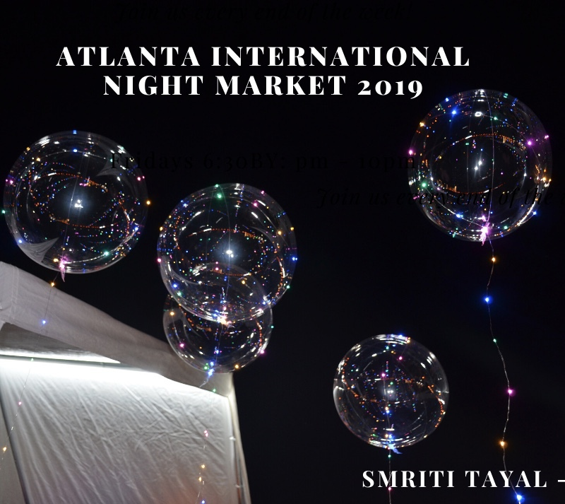 Traveling the world without a passport: the Atlanta International Night Market