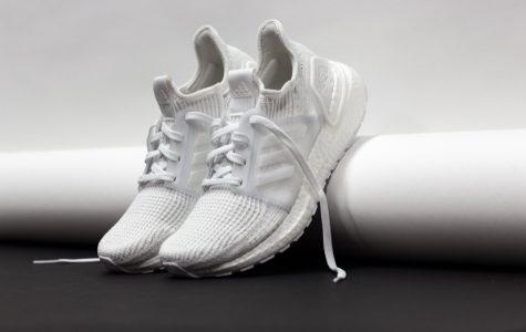 The all white color version of the New Adidas Ultraboost 19. Photo Credit: https://fayetteville.rockcitykicks.com