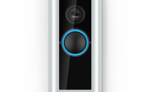 This is what the ring doorbell looks like. Photo Credit: PCmag.com