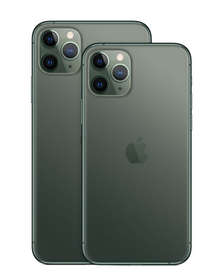 Over 12 million iPhone 11's have been sold this year. Photo Credit: www.apple.com