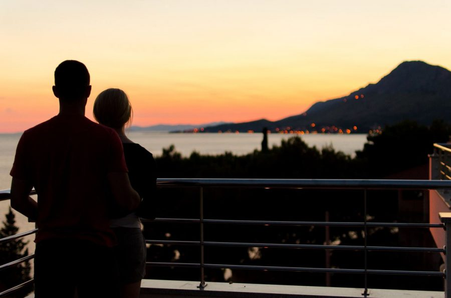 Two people finding love on love island. Photo Credit: UnSplash